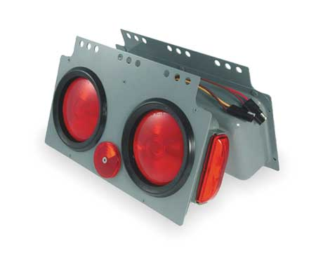 Power Module, Red, For RH Tail Lamp