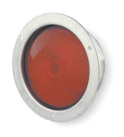 Tail Lamp, Field Resealable, Red