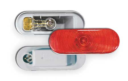 Stop/Tail/Turn Lamp, Oval