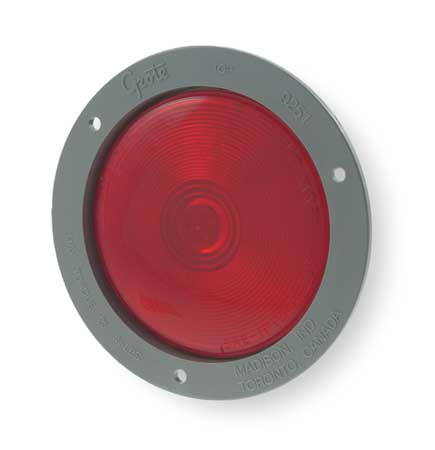 Tail Lamp, Economy, Incandescent, Red