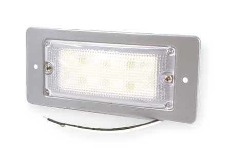 Dome Lamp,  LED,  Standard Mount, 6 Diode