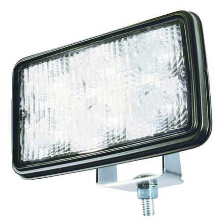 Flood Lamp, LED, Work Lamp, Clear