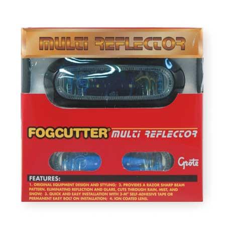 Fog Lamps, Slim-Line Halogen, PK2