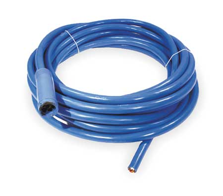 Main Harness, 35 Foot, Blue