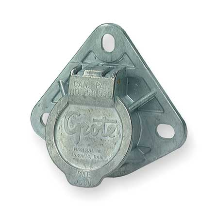 Ultra-Pin Receptacle, Die Cast Zinc