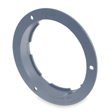 Bracket, Polycarbonate, 5 5/8 In