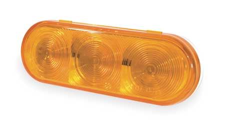 Oval LED Stop/Tail/Turn Lamp