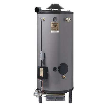 NG Commercial Gas Water Heater 75 gal.,  120VAC,  125000 BtuH