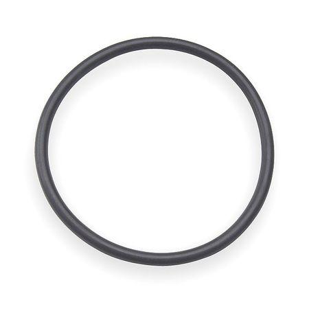 O Ring, 2-1/4 In. ID, PVC, Black