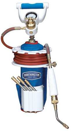 Air/Acetylene Kit, With 3/16 & 3/8 In Tip