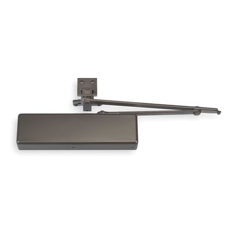 Security Hydraulic Door Closer,  RH HO
