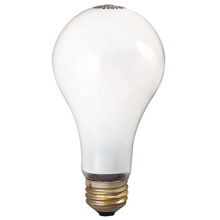 GE LIGHTING 133/150W,  A21 Incandescent Light Bulb