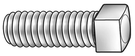 Socket Set Screw, Cup, 1/4-20x3/4, PK10
