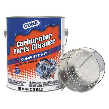 Carburetor/Parts Cleaner, 96 oz.Pail