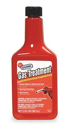 Gas Treatment, 12 Oz