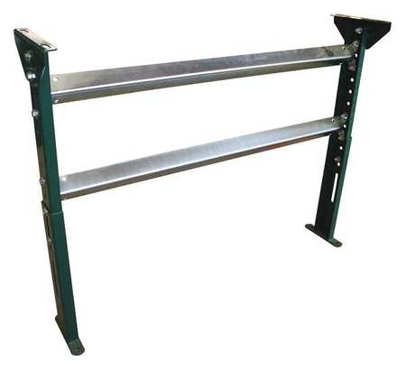 Conveyor H-Stand, 31to43In, 22BF