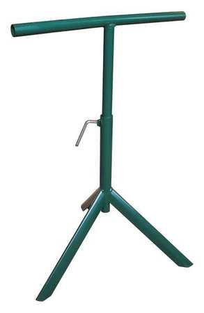 Conveyor Tripod Stand, 25to43In, 9-1/2InW
