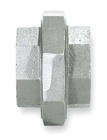 "2-1/2"" FNPT Galvanized Union"