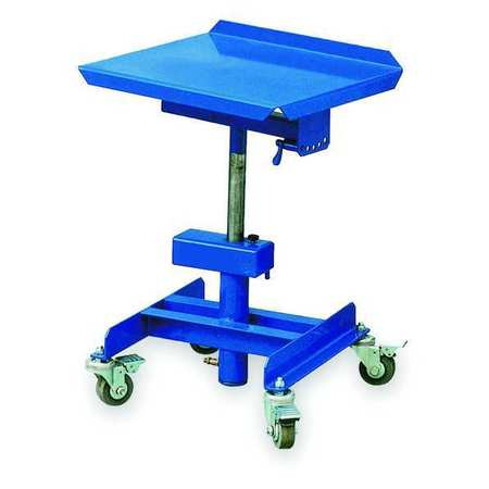 Tilting Workstand, 19x20 in., 330 lb. Cap.
