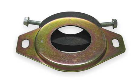 Return Flange, hyd, Steel,  For 1 In Pipe