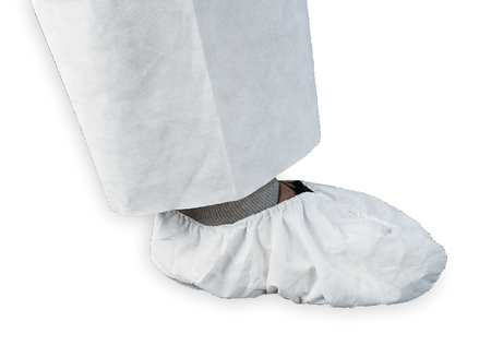 Shoe Covers, Universal, White, PK400
