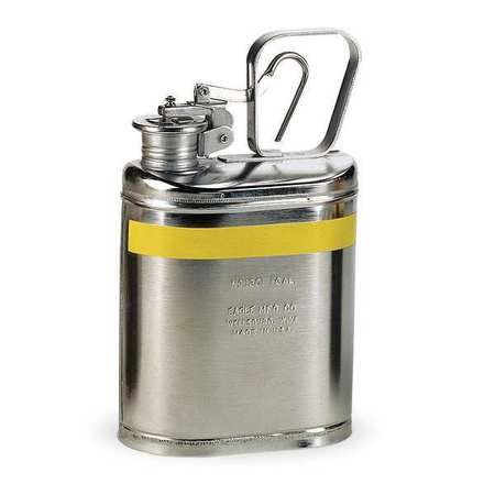 Type I Safety Can, 1 gal., Silver