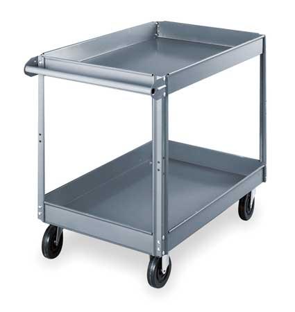 Unassembled Utility Cart, 24 W, 800 lb