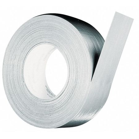 Duct Tape, 72mm x 55m, 12 mil, Silver