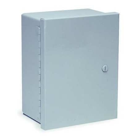 Enclosure, Metallc, 8In.H x 8In.W x 6In.D
