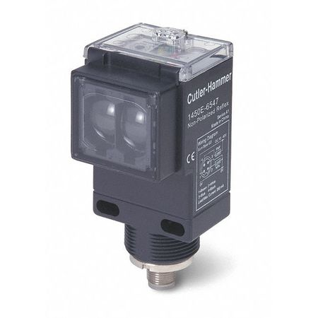 Photoelectric Sensor, Rectangl, Reflective