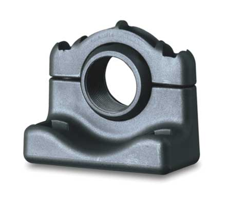 Bracket, Ball Swivel, Plastic, 18mm