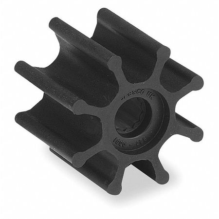 Replacement Flexible Impeller, Viton