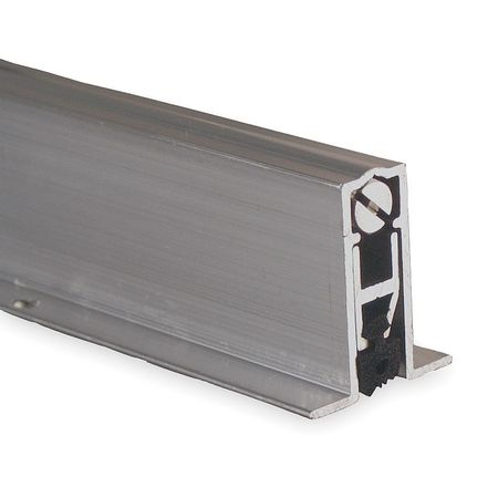 Automatic Door Bottom, 9/16x36In, Aluminum