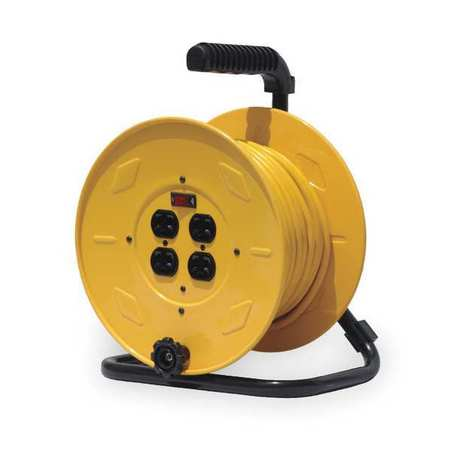 Portable Extension Cord Reels