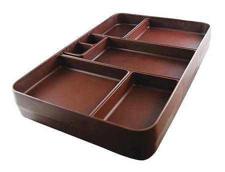 Food Tray, Insulated, Poly, PK10