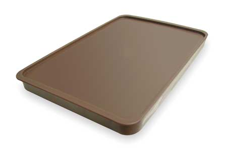 Food Tray Lid, Insulated, Poly, PK10