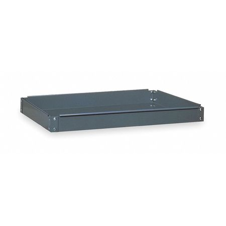 Service Cart Tray, 500 lb., Gray, Steel