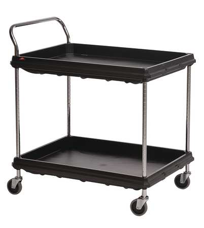 Utility Cart, 300 lb. Load Cap.,  PE