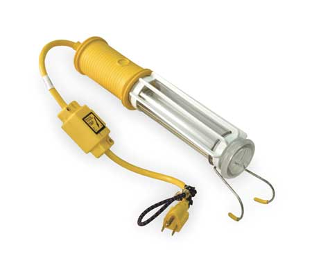REELCRAFT Fluorescent Yellow Hand Lamp