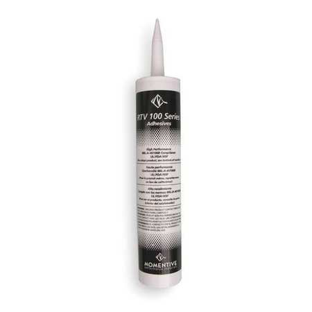 Acetoxy Adhesive Sealants, 10.1 oz