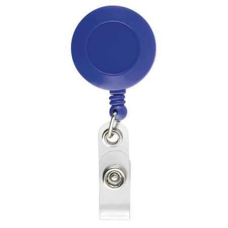 Retractable Reel, Blue, PK5