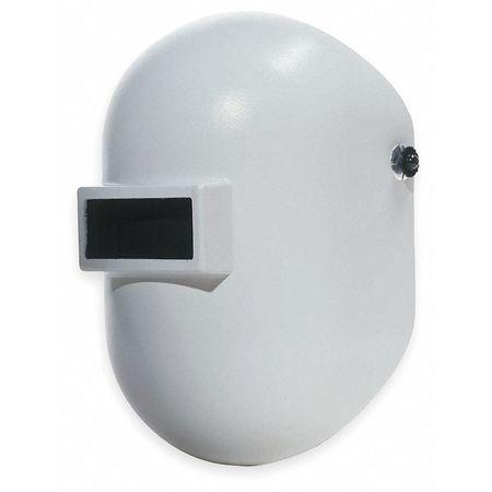 Welding Helmet, Shade 10, White