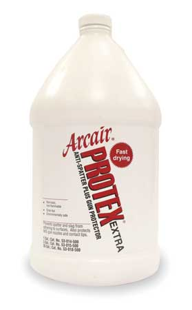 Anti-Spatter, 1 Gallon, Bottle, -40 to 120F