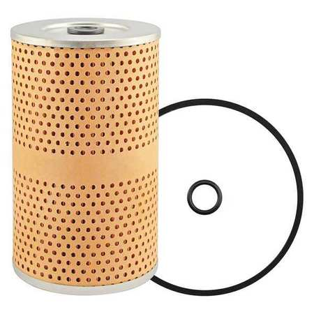 Oil Filter Element, Full-Flow