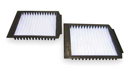 Air Filter, 7-23/32 x 1-1/32 in.