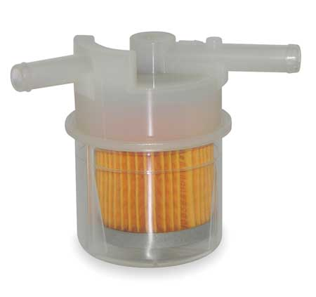 Fuel Filter, 2-19/32x2-25/32x2-19/32 In