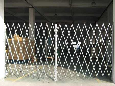 Dble Folding Gate, 8 to 10 ft.Opening