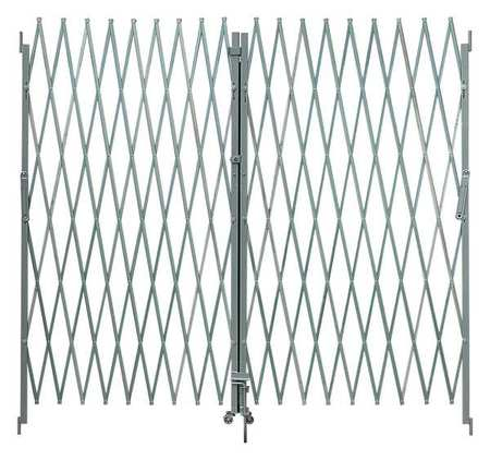 Dble Folding Gate, 12 to 14 ft.Opening