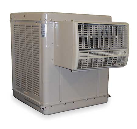 4000 cfm Window Evaporative Cooler,  115V