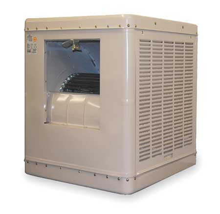 4000/4500 cfm Ducted Evaporative Cooler,  115V